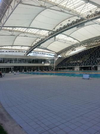 Melbourne Sports & Aquatic Centre
