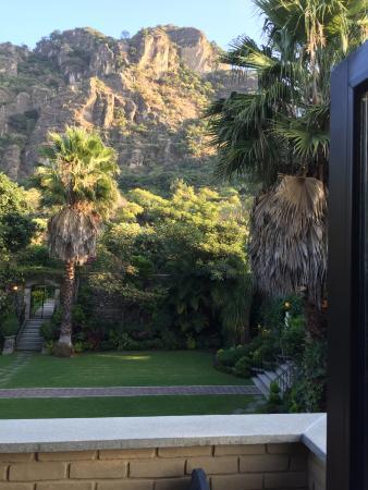 La Buena Vibra Retreat & Spa: View from room