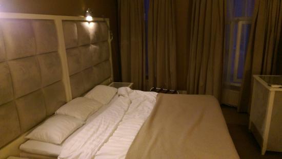 Отель Merchants House: Малюсенький не самый маленький номер