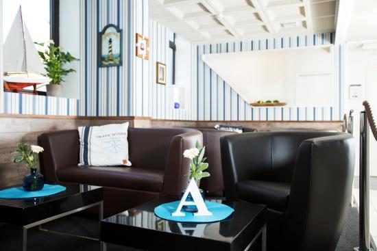 Arkipelag Hotel: Lobby