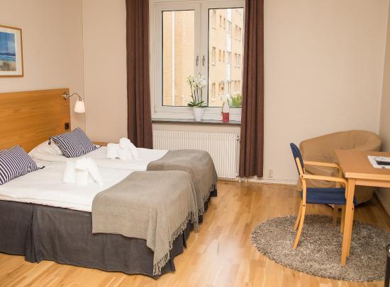 Arkipelag Hotel: Room