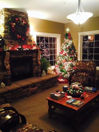 Granite Hills Inn: The common/relaxation room