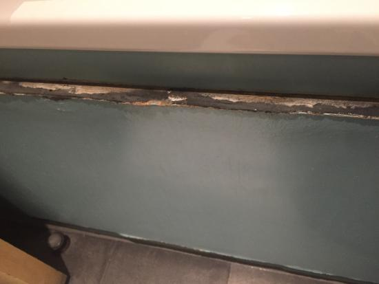 Staverton, UK: Disgusting smell of mould