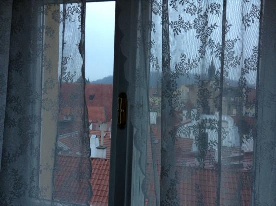 Hotel Liliova Old Town: Вид из нашего окна