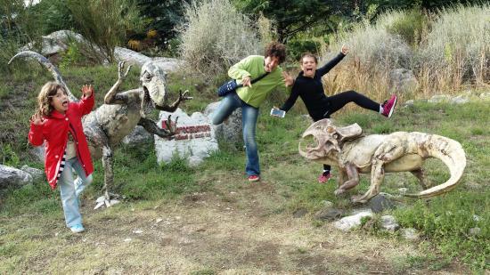 San lorenzello dinopark obr zok la citta dei dinosauri for San lorenzello