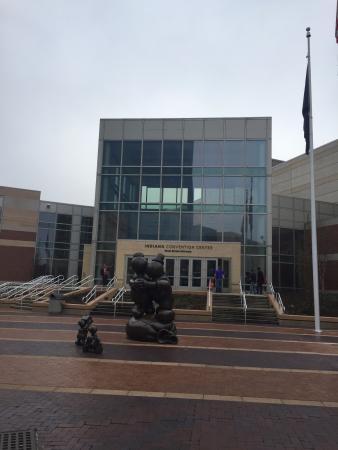 Indiana Convention Center: 外観