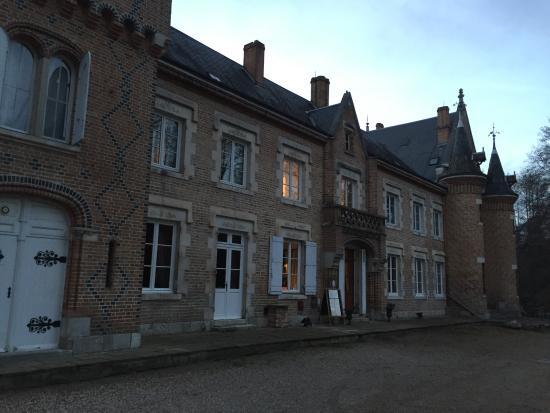 Hostellerie du Chateau Les Muids : photo0.jpg