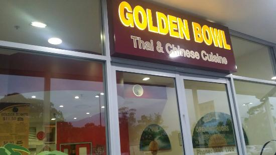 Golden Bowl Thai Chinese Restaurant