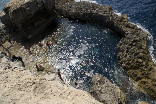 Atlantis Diving Center: Blue Hole