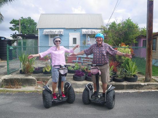 Segway Barbados : Shattel house