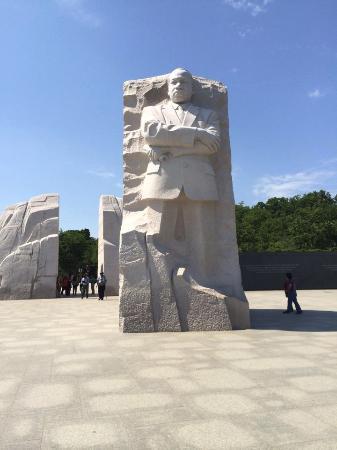 Econo Lodge Metro: Martin Luther King Memorial