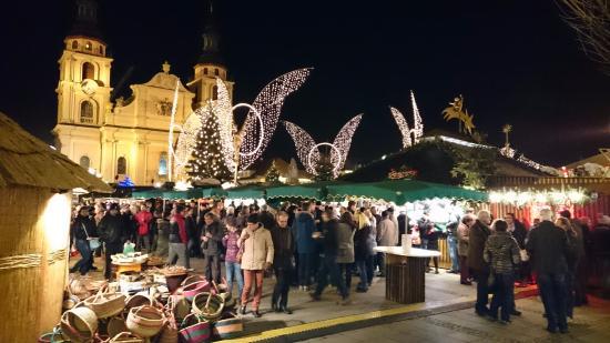 Ludwigsburg Weihnachtsmarkt.Ludwigsburg Xmas Market Picture Of Barock Weihnachtsmarkt