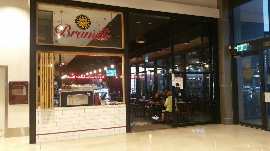 Cafe Brunelli West Lakes Sa