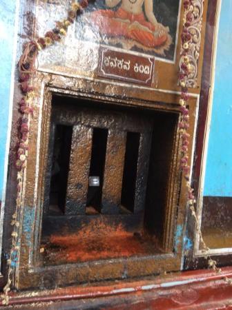 Sri Krishna Temple : Kanakana Kindi