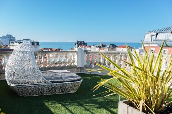 Photo of Hotel de Silhouette Biarritz