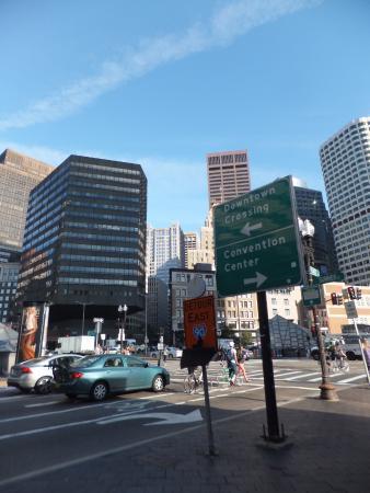 Restaurants Near Downtown Crossing Boston