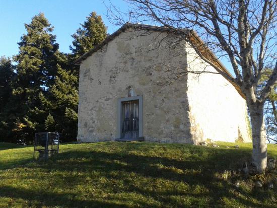 Rocca di Monteforte: oratorio