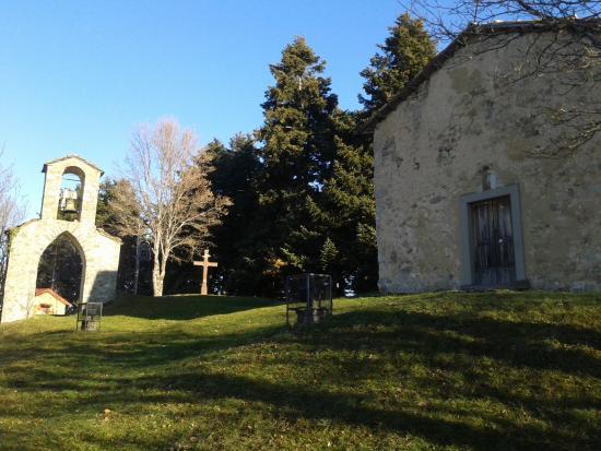 Rocca di Monteforte: insieme