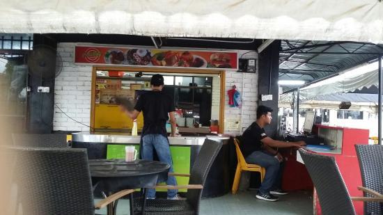 Gemilang Burger (Muzium)