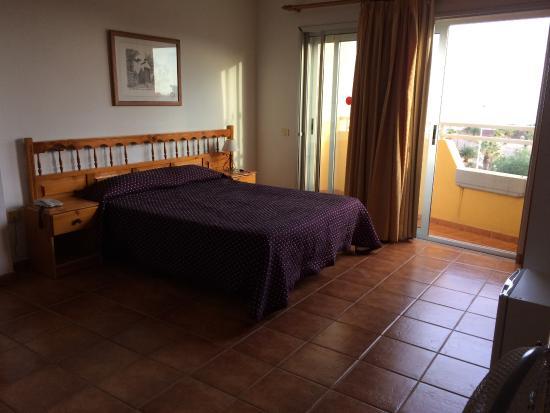 Hotel Ucanca : Zimmer, geräumig