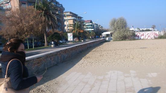 Province of Pescara, Italien: la spiaggia