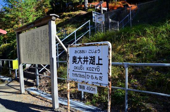 Okuoikojo Station