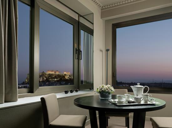 NJV Athens Plaza: Deluxe Suite