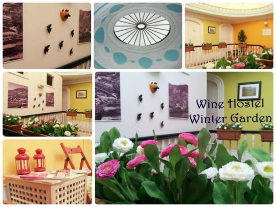 Wine Hostel: Floors