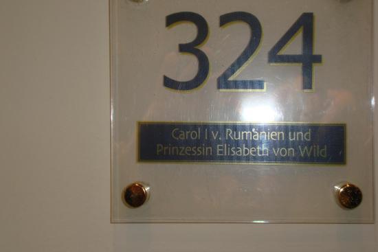 Hotel Ambassador: Room 324