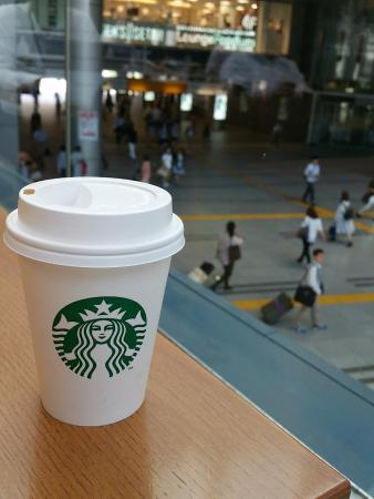 Starbucks Coffee, JR Tokai Shinagawa Station