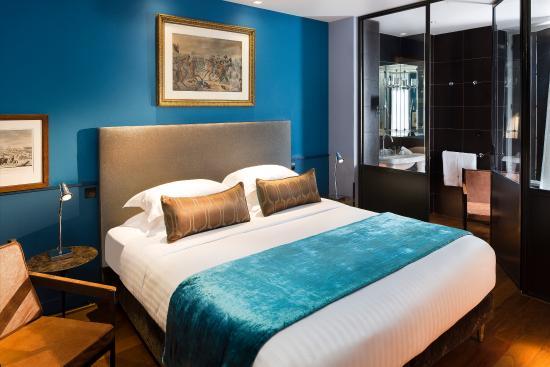 Chambre Romantique - Photo de Hotel & Spa La Belle Juliette, Paris ...