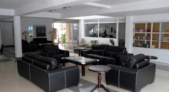 Manisa Hotel: Lobby