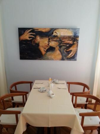 Spyker, Germany: Frühstücksraum 2