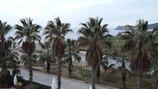 Sunway Playa Golf Hotel & Spa Sitges: Вид с балкона