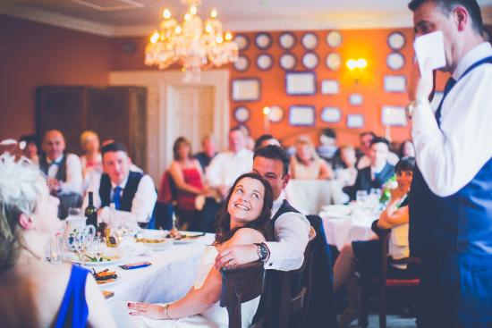 Letterfrack, Irlanda: Wedding Reception