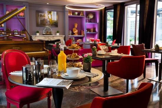 Hotel & Spa La Belle Juliette: Petit Déjeuner