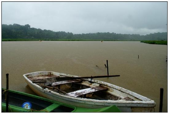 Pomburpa, อินเดีย: Boats