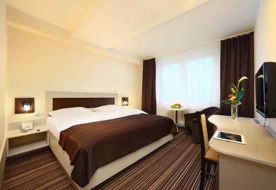 Hotel Flora: Pokoj Deluxe