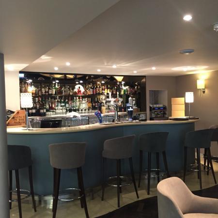 Dunton Green, UK: The Bar