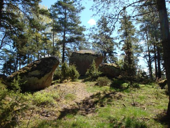 Vena, สวีเดน: Fornborg i Blaxhult
