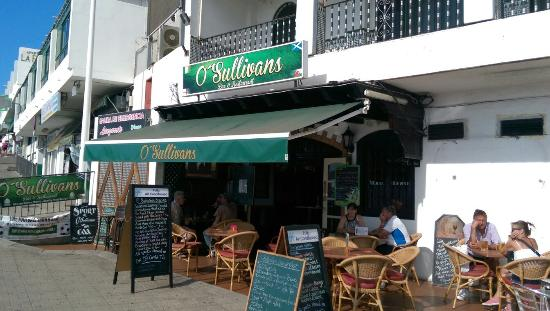 O'Sullivans Irish Bar & Restaurant
