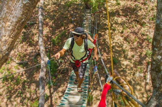 Camaronal, Costa Rica : Aerial platforms