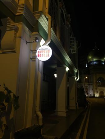 Superb Hostel: photo0.jpg