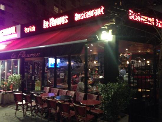 Le fleurus paris 10 boulevard jourdan restaurant avis for Hotel boulevard jourdan