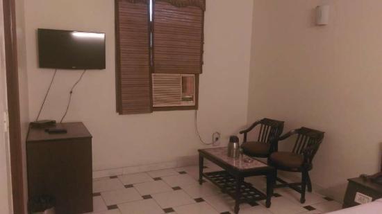 Hotel Singh Continental : Мой номер