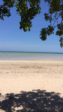 Anima Hotel: la plage....