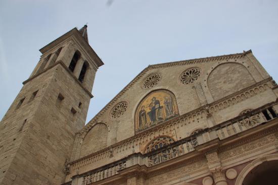 Spoleto, Italia: Красиво