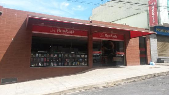 Bookafe - Livros Que Levam a Fe