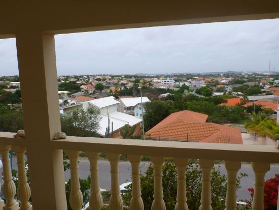 Sunda Ville Appartementen: Prima uitzicht!!