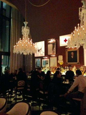Baccarat Hotel Bar